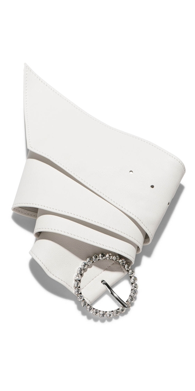 Accessories | Diamante Buckle Belt