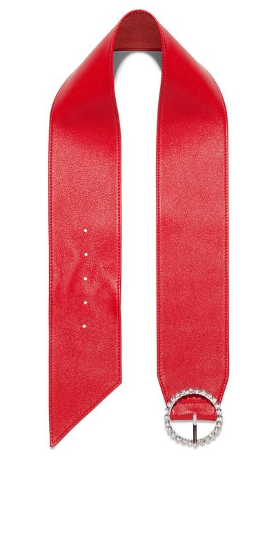 Accessories | Diamante Buckle Belt