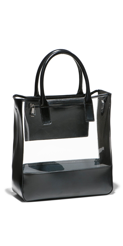 Accessories | Transparent Tote Bag