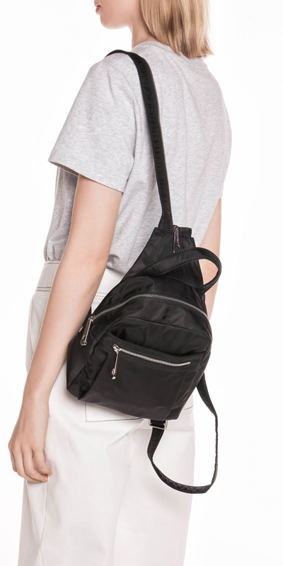 Accessories  | Zip Detail Back Pack