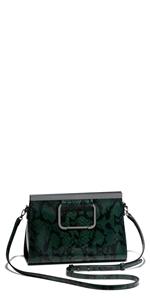Accessories | Python Shoulder Bag