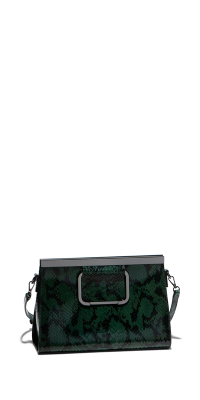 Accessories | Python Shoulder Bag