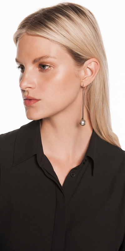 Accessories  | Pearl Drop Earrings