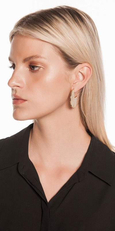 Accessories  | Clustered Pearl Earrings
