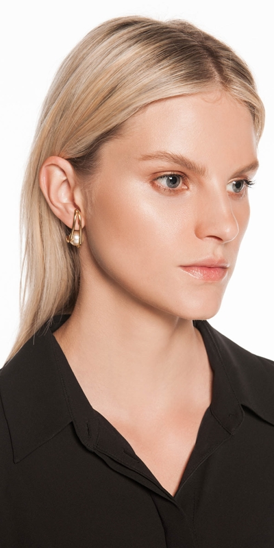 Accessories  | Pearl Cuff Earrings