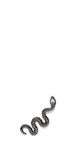 Accessories | Jewelled Python Ear Cuff