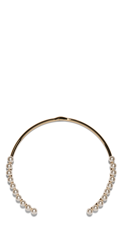 Accessories | Pearl Neck Cuff
