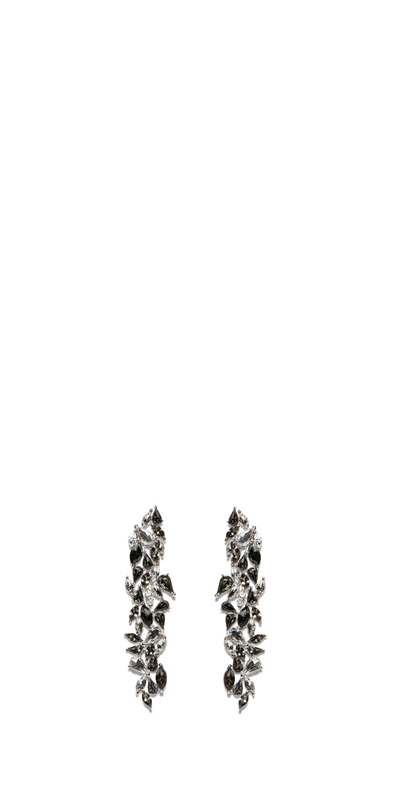 Accessories | Jewelled Drop Earring
