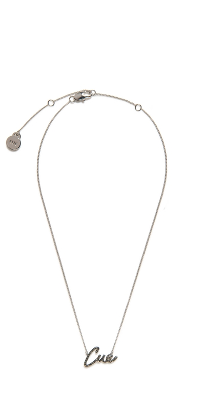 Accessories | Cue Logo Necklace