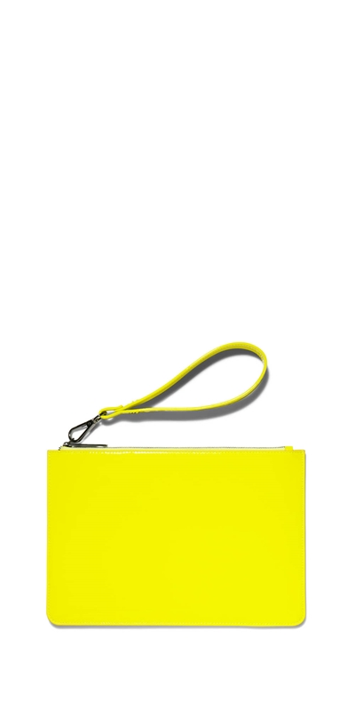 Sale  | Neon Yellow Clutch