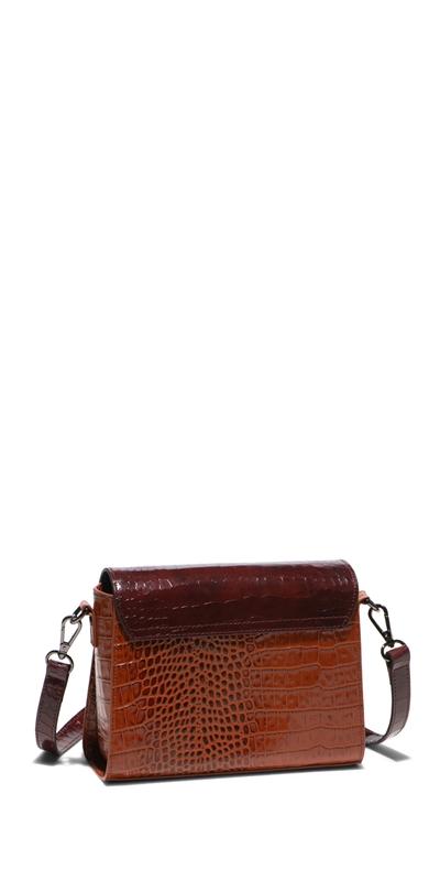 Accessories | Spliced Croc Crossbody Bag