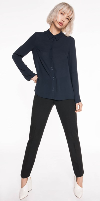 Sale | Georgette Relaxed Shirt