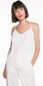 Shirts | Soft Drapey Crepe Cami