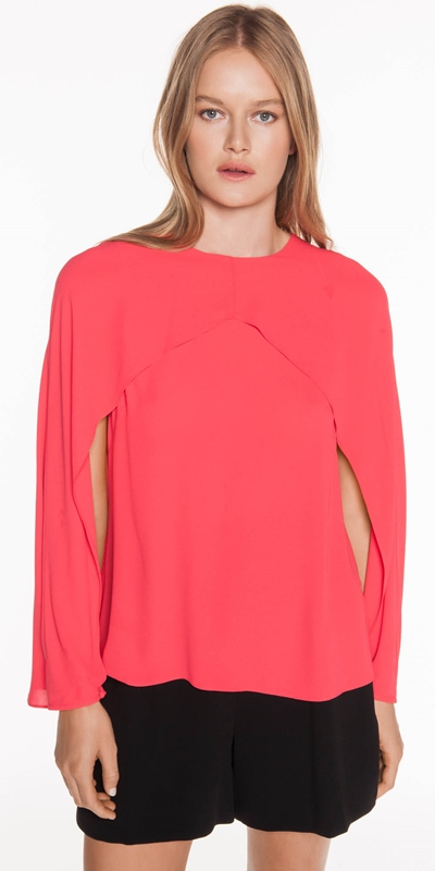 Sale  | Cape Sleeve Top