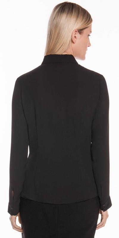 Shirts | Draped Tuck Collared Shirt