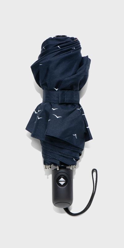 Accessories | Cobalt Crane Umbrella