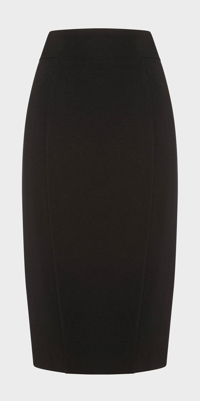 Wear to Work | Panelled Pencil Skirt