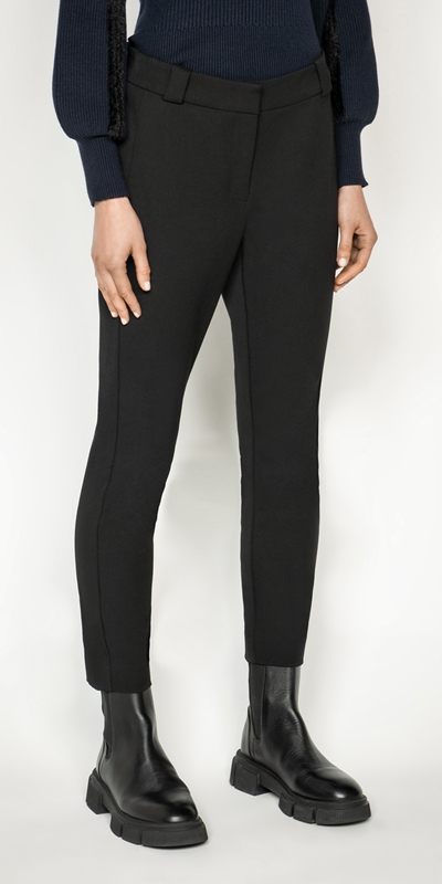 Pants   Eco Twill Skinny Leg Pant