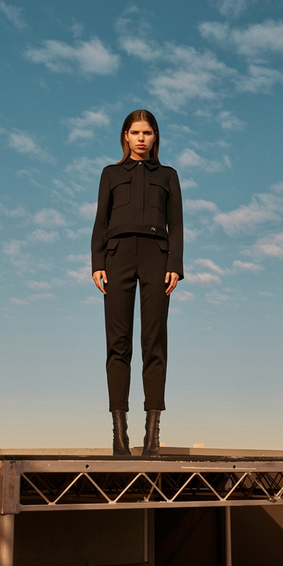 Jackets and Coats | Utility Jacket