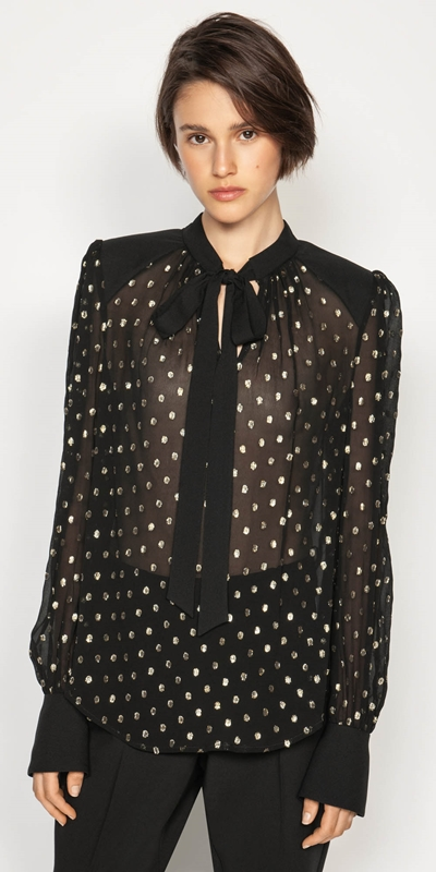 Shirts | Golden Spot Blouse