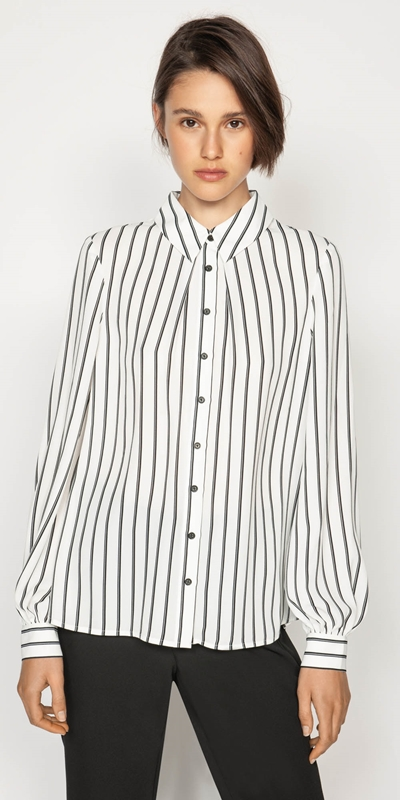 Sale  | Double Stripe Shirt