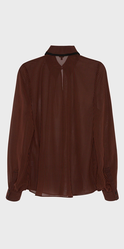 Sale  | Houndstooth Shirt