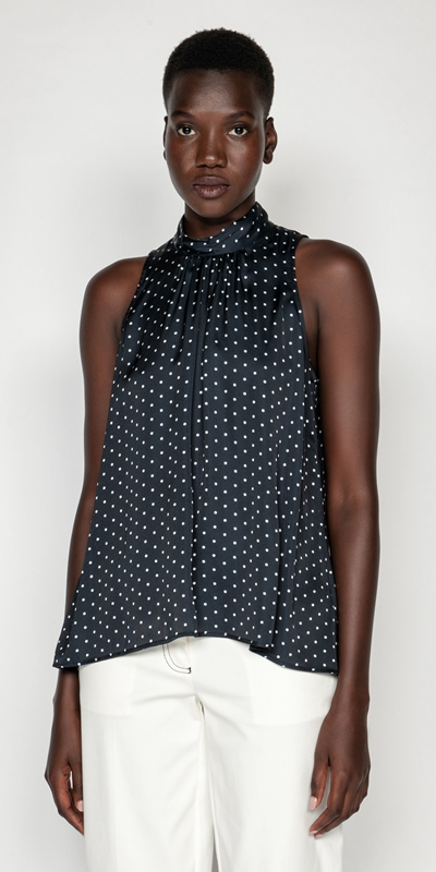 Tops  | Spot Racer Swing Top