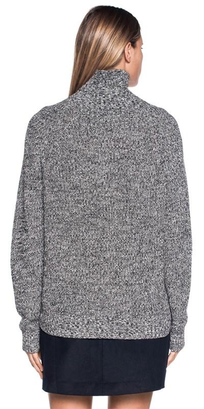 Knitwear | Chunky Collared Sweater