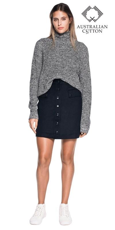 Sale | Chunky Collared Sweater