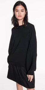Knitwear | Oversized Structured Knit
