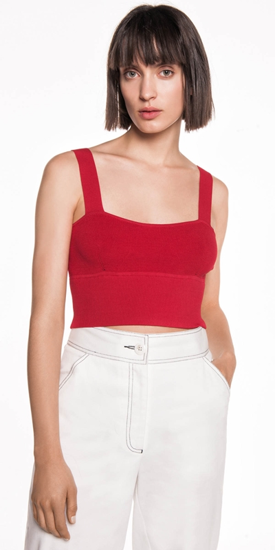 Tops  | Knit Bodice
