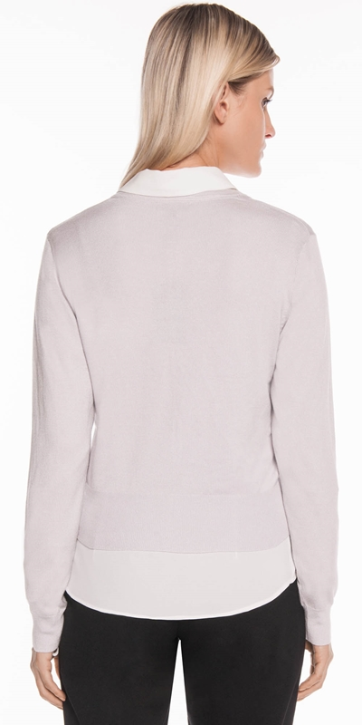 Knitwear | Long Sleeve Cardigan