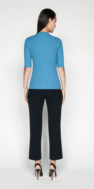 Knitwear | Wide Rib Knit