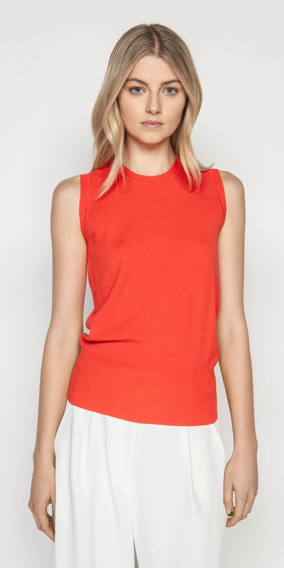 Sale  | Textured Knit Tank