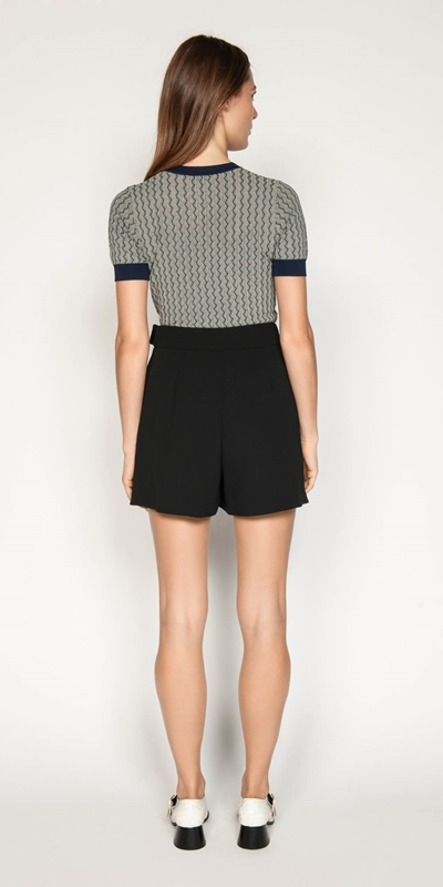 Knitwear | Zig Zag Stripe Knit
