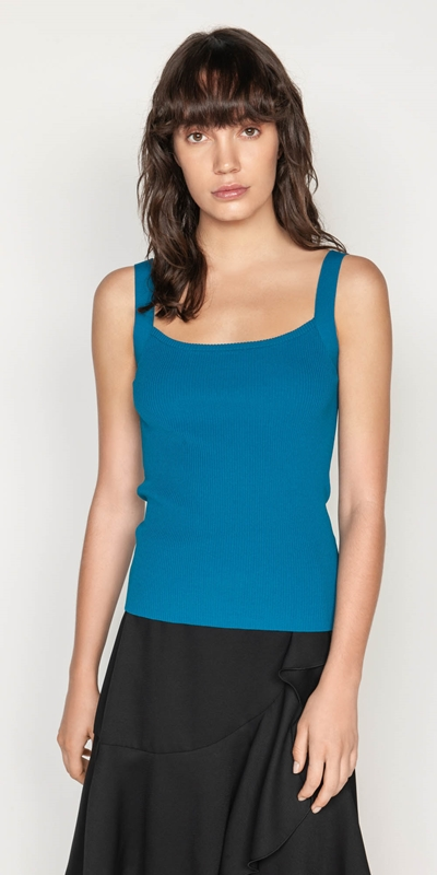 Sale  | Rib Knit Cami