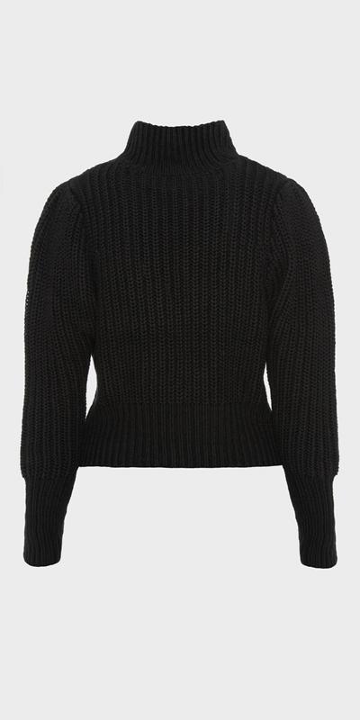 Knitwear | Chunky Textured Sweater