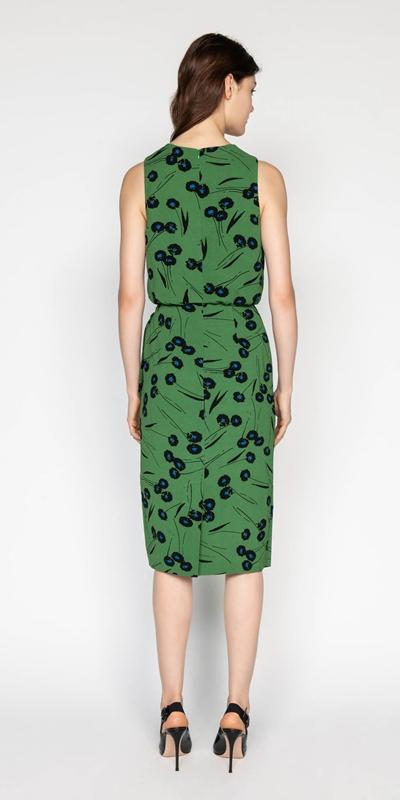 Dresses | Abstract Daisy Wrap Dress