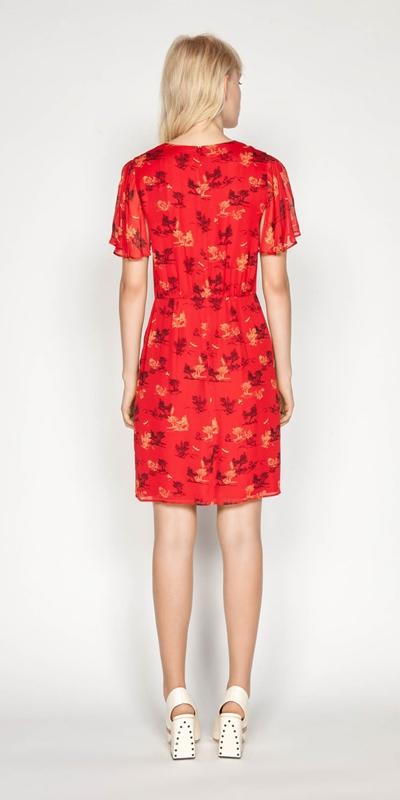 Dresses | Oriental Toile Dress