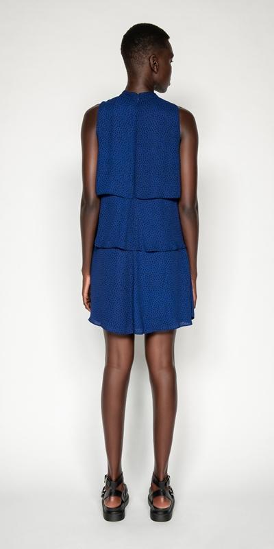 Dresses | Spot Tiered Frill Dress