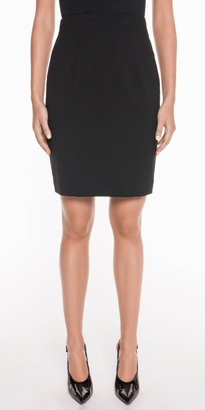 Skirts  | High Waist Suit Pencil Skirt