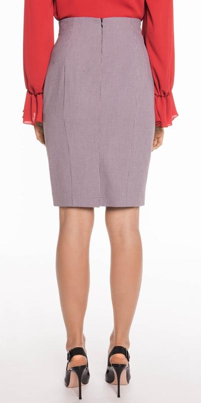Skirts | Cross Hatch Pencil Skirt