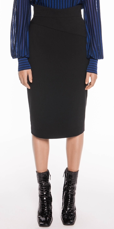 1bf50f212 ... Skirts | High Waist Pencil Skirt