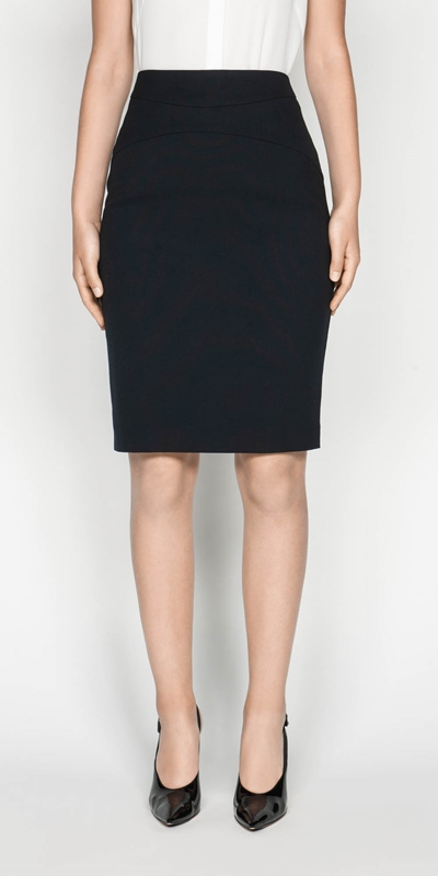Skirts  | Ink Pencil Skirt