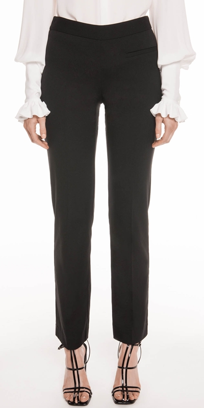 Pants  | Straight Leg Suit Pant