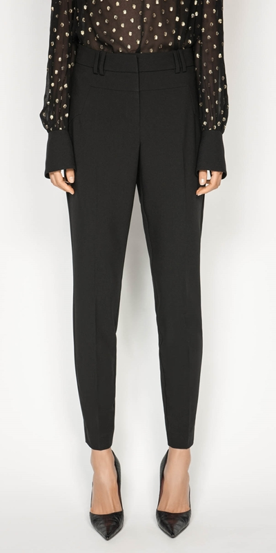 Work From Home  | Skinny Leg Pant