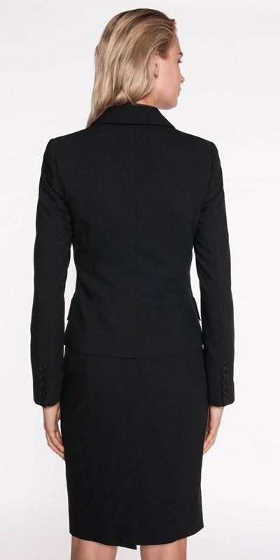 Jackets | Revere Collar Jacket