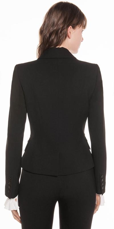 Jackets | Top Stitched Suit Jacket