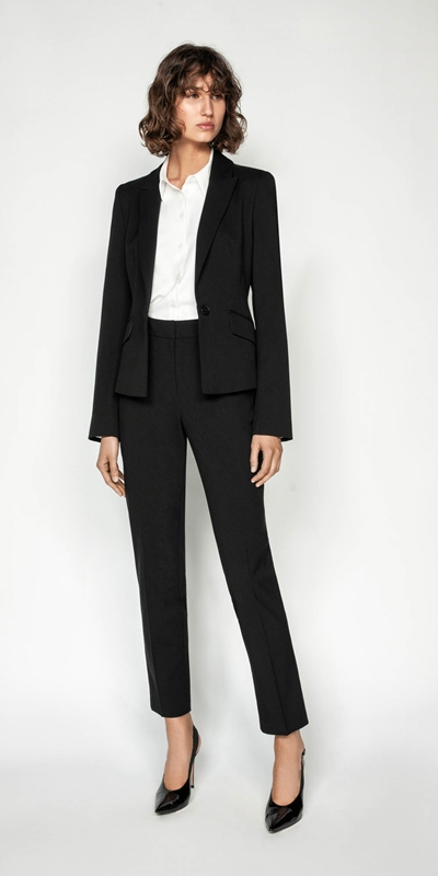 Wear to Work | Single Button Blazer