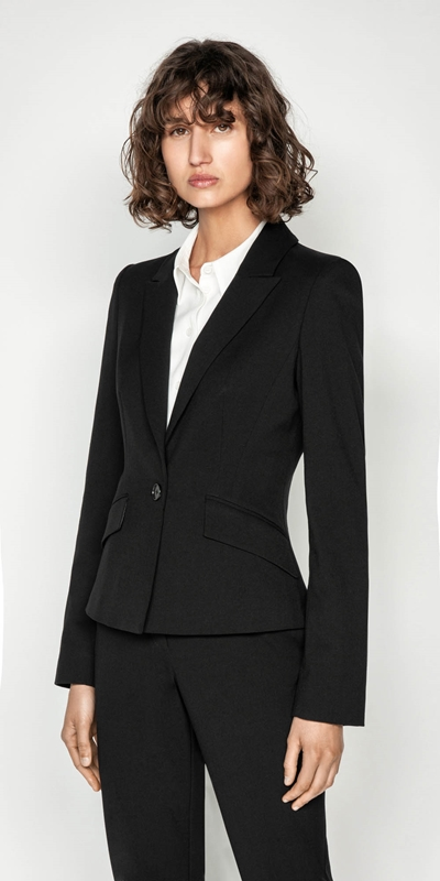 Jackets  | Single Button Blazer